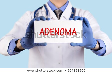 Prostate Adenoma Diagnosis. Medical Concept.  Stock photo © tashatuvango