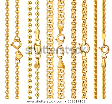 Part of colorful necklace Stock photo © kirs-ua