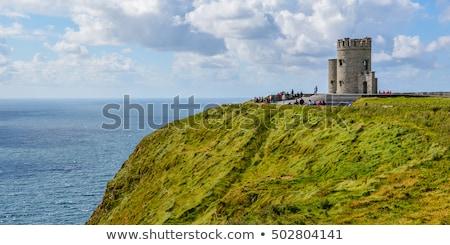 Célèbre tour Irlande paysage mer Photo stock © Perszing1982
