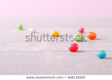 Foto stock: Tabela · comida · doces