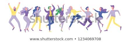ballet · collectie · vrouw · dansen · kleding · danser - stockfoto © alexanderandariadna