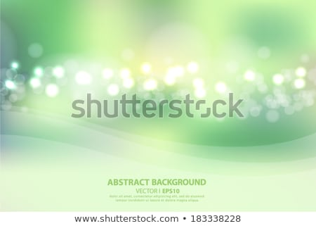 Background of green leaves. EPS 10 Stock photo © beholdereye