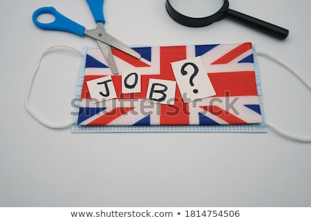 Britain Question Concept Stock photo © Lightsource
