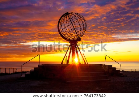 North Cape (Nordkapp), Stock photo © cookelma