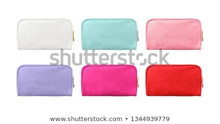 Roxo caso saco ilustração branco fundo Foto stock © bluering