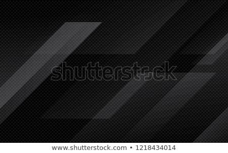 黒 抽象的な デザイン インク 塗料 広場 ストックフォト © sdmix