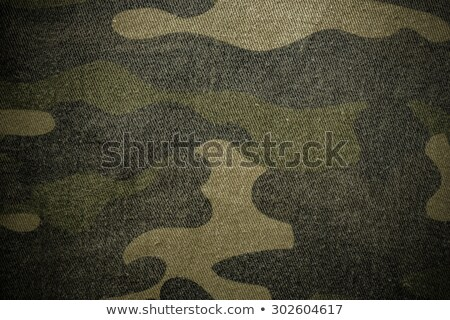 A soldier in the jungle Stock photo © bluering