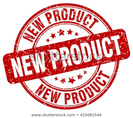 new product rubber stamp stock photo © imaster