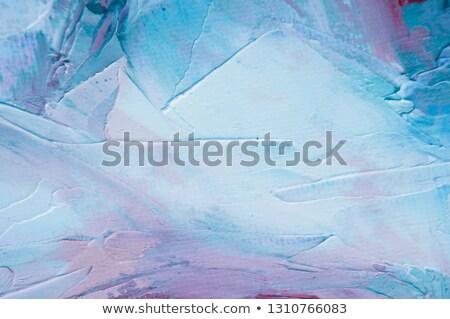 акварель · краской · палитра · фото · оранжевый · образование - Сток-фото © sumners