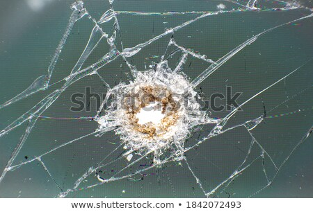 Scratched Bullet Close Up Stock photo © albund