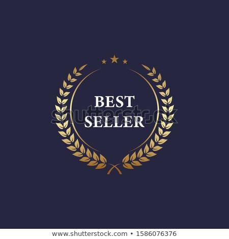 Mejor calidad prima elección garantizar dorado Foto stock © robuart