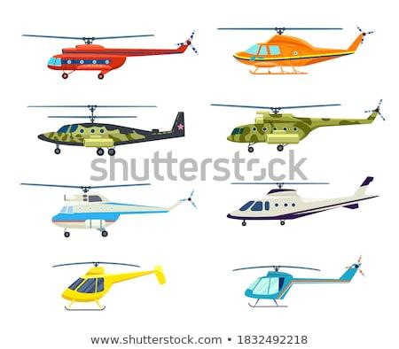 karikatür · araçlar · gökyüzü · otobüs · komik · trafik - stok fotoğraf © bluering