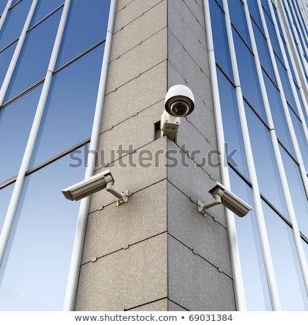 güvenlik · kamera · kentsel · video · sokak · güvenlik · devre - stok fotoğraf © ruslanshramko