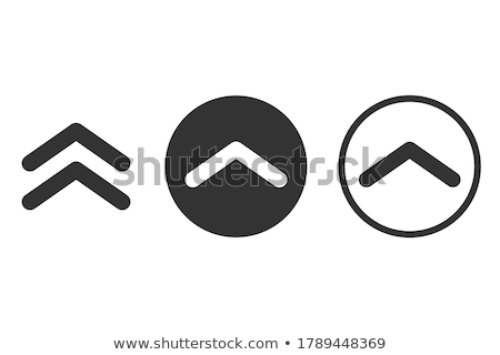 Swipe up, set of buttons for ui screen social media. Arrow web icon for advertising and marketing Stock photo © Iaroslava