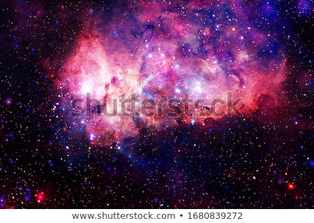 Cosmic art, science fiction, endless deep space. Elements of this image furnished by NASA Stock photo © NASA_images