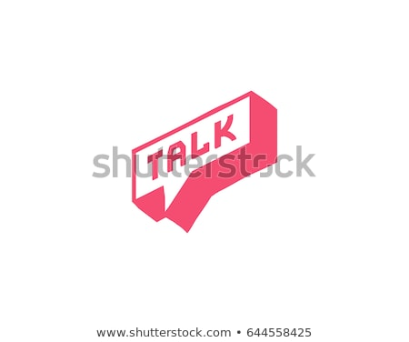 Speech Bubble - News stock photo © kbuntu