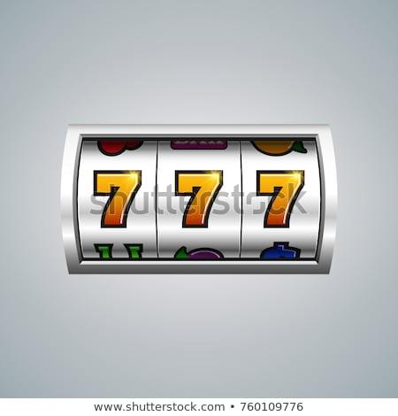 казино · машина · победа · знак - Сток-фото © sahua