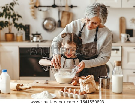 Cook at home Stock photo © photography33