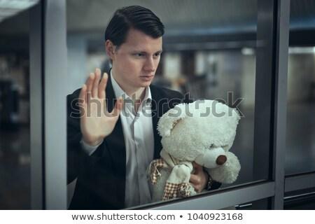 Dejected macho man Stock photo © stryjek