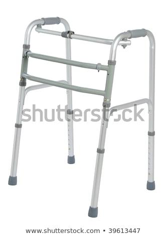 Orthopedische uitrusting witte medische machine pijn Stockfoto © ozaiachin