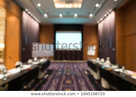 Estratégico planificación Screen organización profesional investigación Foto stock © stuartmiles