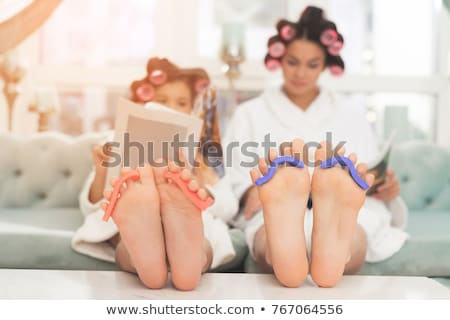 I love Pedicure stock photo © ozgur