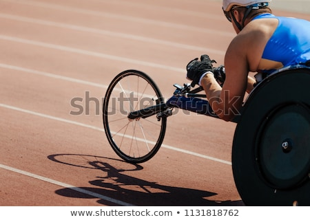 athletic wheel stock photo © cteconsulting