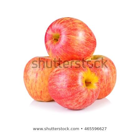 koninklijk · gala · appel · geïsoleerd · witte · ondiep - stockfoto © freezingpictures
