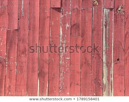 сарай горизонтальный фото белый Windows Сток-фото © pixelsnap