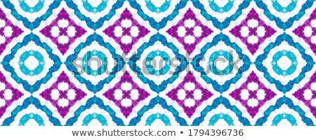 seamless colorful rainbow chevron pattern  Stock photo © creative_stock