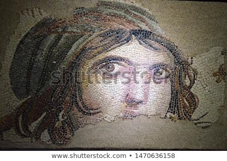 Ancient mosaic Stock photo © mahout