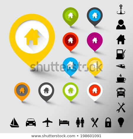 collection of various fresh color pointers stock photo © orson