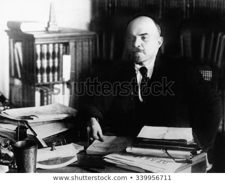 Vladimir Lenin Stock photo © andromeda