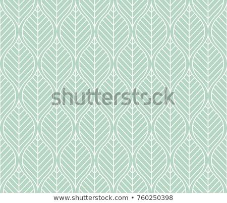ősz minimalista absztrakt virágmintás minta vékony Stock fotó © orson