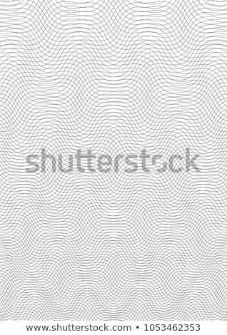 Simple guilloche seamless pattern. Stock photo © Leonardi