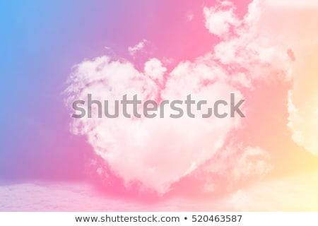 Celestial amor creativa foto dos fechas Foto stock © pressmaster