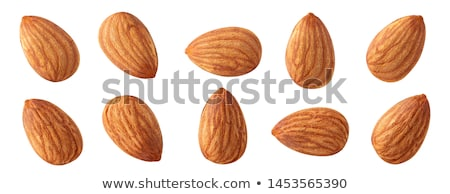 Almonds with kernel Stock photo © ozaiachin