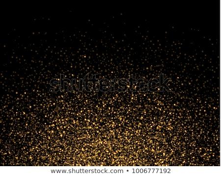 рождество звезды круга частицы иллюстрация модный Сток-фото © smeagorl