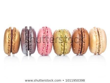 カラフル 高級 ビスケット クッキー 外に ストックフォト © ozgur