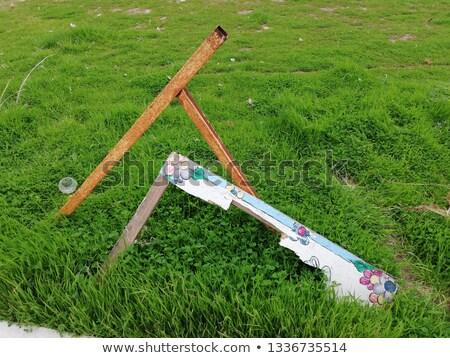 Różny metal dżonka zardzewiałe narzędzia inny Zdjęcia stock © stevanovicigor