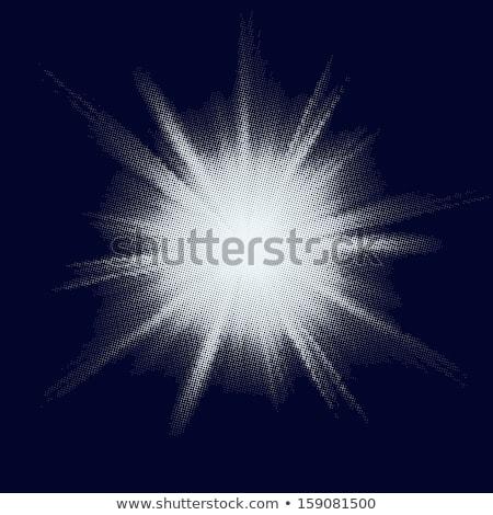 Yarım ton eps 10 vektör dosya soyut Stok fotoğraf © beholdereye