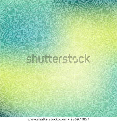 Mandala decoração arte padrão tatuagem Foto stock © SArts