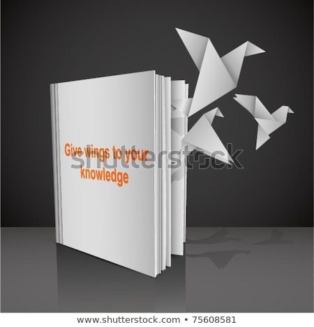 Publishing - Business Book Title. 3D. Stock photo © tashatuvango