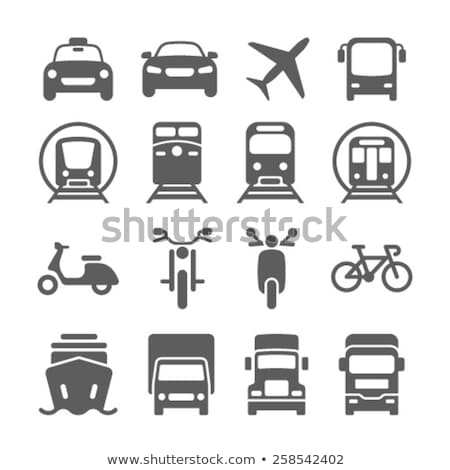 Freight transport icon stock photo © Ecelop