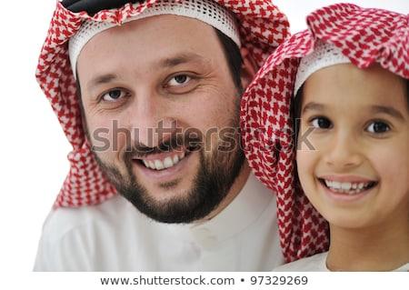 Stockfoto: Man · volwassen · zoon · familie · mannen