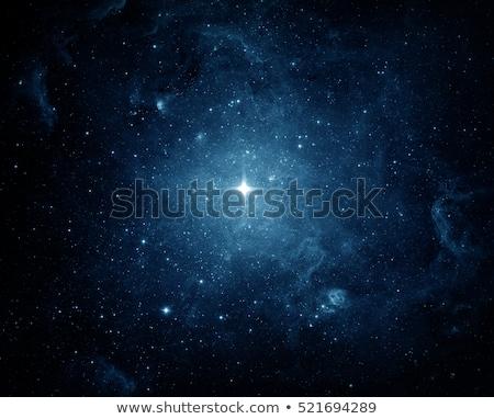 Univers étoiles galaxie image nébuleuse Photo stock © NASA_images