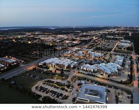 Dallas cityscape principal Texas cidade céu Foto stock © gomixer