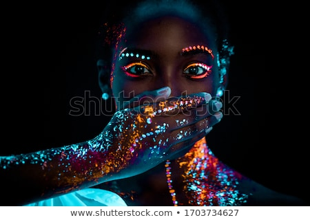 UV portrait Stock photo © yurok