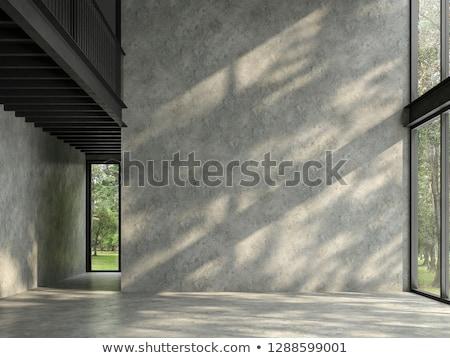 concrete window Stock photo © sirylok