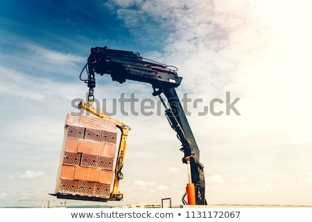 mason lifting brick stock photo © photography33